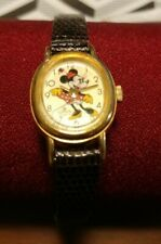 Disney Lorus Ladies Minnie Mouse Watch! Out of Production. HTF! Free Shipping