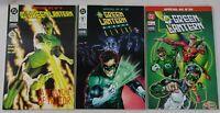 GREEN LANTERN Spécial DC n°9 + 12 + 24 Revanche du Traitor VS Aliens SEMIC Comic