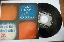 "GRAND ADAMS&ED GREGORY""WESTERN UNION-disco 45 giri BENTLER It 1970"""