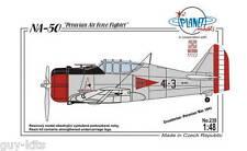 North American NA-50, Peruvian Air Force - Kit résine PLANET MODELS 1/48 N° 238
