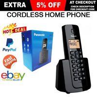 PANASONIC Cordless Handset Home Phone Caller ID Landline Telephone Home Office