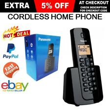 PANASONIC Cordless Handset Home Phone Caller ID Landline Telephone Home Office