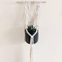 Macrame Plant Hanger - Willow - Handmade