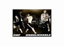"EMF / E.M.F. POSTER ""UNBELIEVABLE"""
