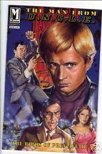 The Man From U.N.C.L.E. #2 comic 1993