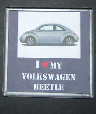 VW Beetle - Coaster - Super birthday gift - Customised to your requirements