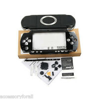High Quality Full Housing Repair Mod Case + Button Replacement for Sony PSP 1000