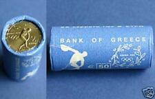 Greece Grece Grecia Greichenland  Greek 2 euro Olympic roll year 2004  UNC BU