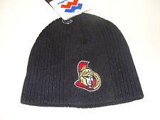 Ottawa Senators Kids Child Toque Beanie Cap Hat 4-6x OS Most Mighty Mac