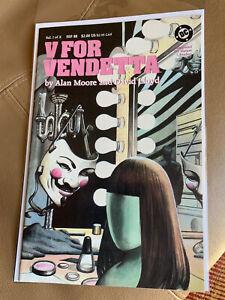 V for Vendetta #1-10 Complete Original Set High Grade NM/NM- 1988 DC Comics
