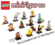 Lego Looney Tunes Collectible Minifigures Complete Set of 12 - 71030