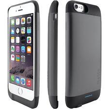 Ibattz IB-RV6-SPG-V1 Mojo Refuel Invictus Battery Case for iPhone 6/6s in S/Grey