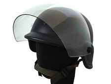 Tactical M88 Helmet Airsoft Military Paintball Goggles Visor