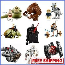 Star Series Rancor Pit The Imperial Jabbas Model Buildable Action Figures Blocks