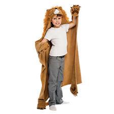 Wild Things Roary Lion Blanket, Hooded Animal Blanket by Fin Fun