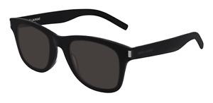Sonnenbrille Saint Laurent SL51 B Schlank 001 Neu Und Authentic