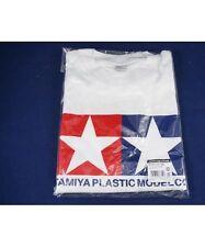 Tamiya 66710 T-Shirt with Tamiya Logo Short Sleeve S Size