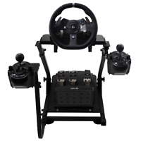 Steering Wheel Stand LOGITECH pedal racing games PS4 XBOX GT Omega T300RS G29 27