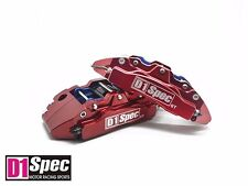 Rear GT RED Forged Big Brake 4pots Caliper 355mm 2PCS Disc for W211