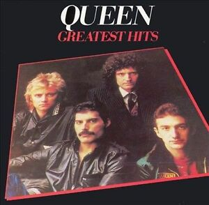 ~ Greatest Hits by Queen (Audio CD Album, Jun-1994, Parlophone) ~