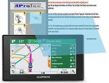 2x Indurito Pellicola protezione display CC per Garmin Auto smart 70LMT-D