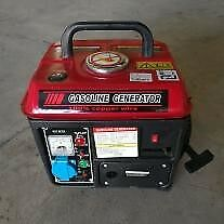 650W(1HP) Gasoline portable Generator