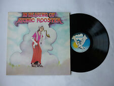 ATOMIC ROOSTER ~ IN HEARING OF LP ~ PEG 1 ~ EX/NrM ~ QUALITY 1971 UK A-1U/B-1U