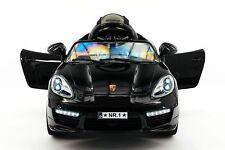 Kiddie Roadster 12V Kids Electric Ride-On Car with R/C Parental Remote | Black
