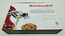 KitchenAid KSM1APC Spiralizer Attachment w/Peel, Core & Slice