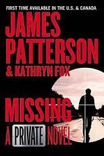 Missing: A Private Novel-ExLibrary