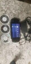Sony PSP-3000 Playstation Portable Console Japan - Piano Black