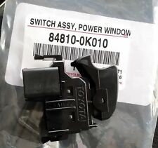 TOYOTA HILUX VIGO  FORTUNER 2004-13 SWITCH POWER WINDOW CONTROL PASSENGER SIDE