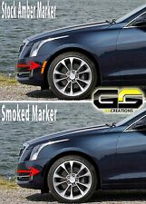 2014 2015 2016 2017 2018 2019 Cadillac ATS SMOKED Front Side Markers