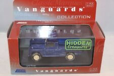 Vanguards Corgi VA07606 Land Rover Weathered Blue 1:43 mint in box