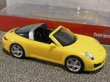 Herpa 028868 H0 PKW Porsche 911 TARGA 4