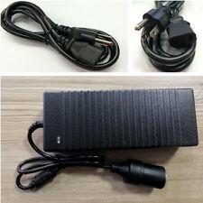 12V 10A 120W AC to DC Power Adapter Converter Auto Car Cigarette Lighter US Plug