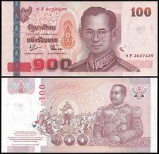 Thailand 100 BAHT ND 2005 Sign.76 P 114 UNC