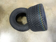 TWO 24X12.00-12 Air-Loc Zero Turn Mower Turf Tires 6 ply Deep Tread 24x12-12