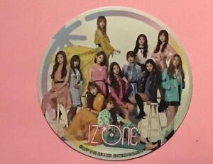 """IZ*ONE All Member ver. """"Suki to Iwasetai Coaster"""" Shibuya 109 Limited #ZG26"""