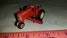 1/64 ERTL custom agco allis chalmers d15 nf tractor w/ mtd cultivator farm toy