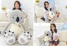 Giant plush Cartoon toy simulation koala doll cute  koala bear animal kids gift