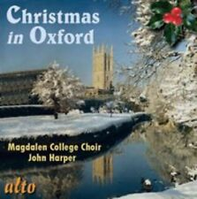 Christmas in Oxford by Boys of Magdalen College Choir, Oxford (Boys) (CD,...