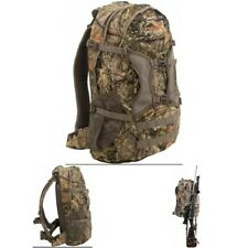 Trail Blazer Backpack Rifle Holder Camo Camping Hiking Fishing Tactical Military