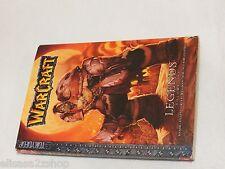 Warcraft Legends volume one game guide book manual Knaak Jolley lewter wellman