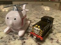 2012 Thomas & Friends Mavis Diecast Diesel Train R9838 Ffarquhar Quarry & Harold