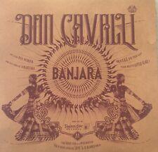 "10"" ✦DON CAVALLI✦ ""Banjara""  Fantastic Blues Rock with psychedelia shots. Hear ♫"
