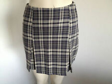 Plaids & Checks Unbranded Regular Mini Skirts for Women