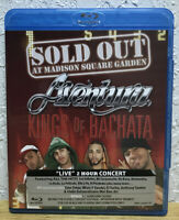 Aventura - Sold Out At Madison Square Garden - Kings Of Bachata (Blu-ray)