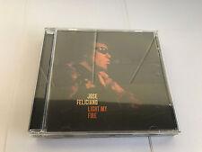 Jose Feliciano : Light My Fire CD (2002)  - MINT 5035462112126