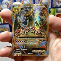 Pokemon Mega M Charizard EX 101/108 FULL ART Ultra Rare XY Evolutions Pack Fresh